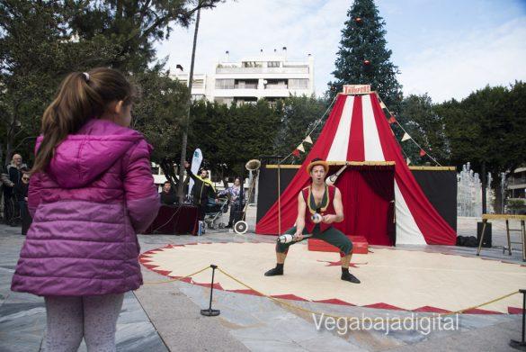 La fiesta del Circo llega a Orihuela 13