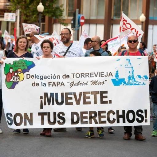 Manifestación el 18 de enero en la Vega Baja por el uso del valenciano en la educación 6
