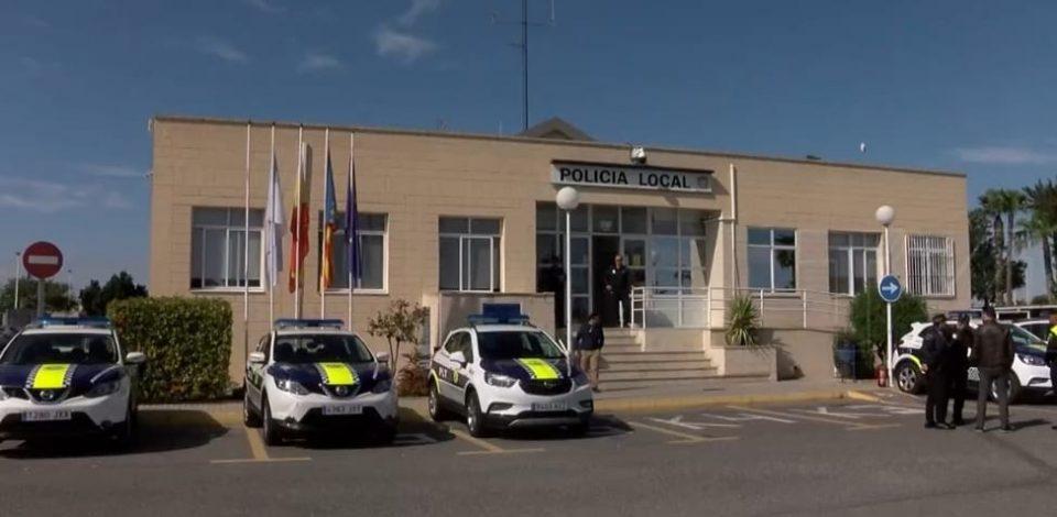Localizado el motorista que se dio a la fuga en Torrevieja tras un accidente 6