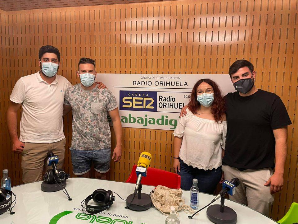 """'La Cochera' vuela con su nuevo disco: """"El cantar de los pájaros encerraos'"""" 6"""