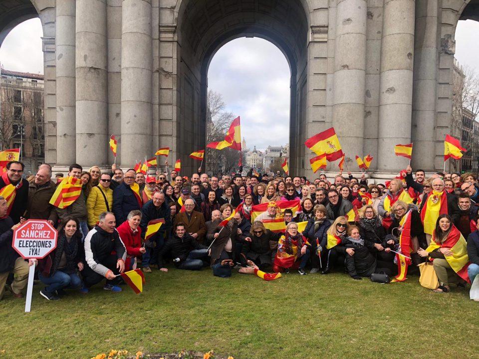 PP y Ciudadanos de la Vega Baja también piden en Madrid el adelanto electoral 6