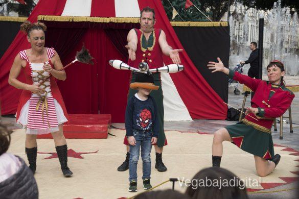 La fiesta del Circo llega a Orihuela 34