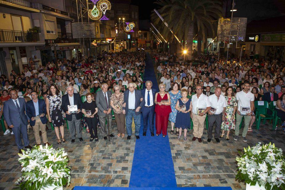 Pilar de la Horadada rinde homenaje a los que hicieron posible su segregación 6