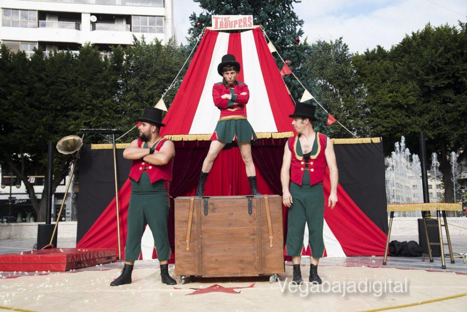 La fiesta del Circo llega a Orihuela 6