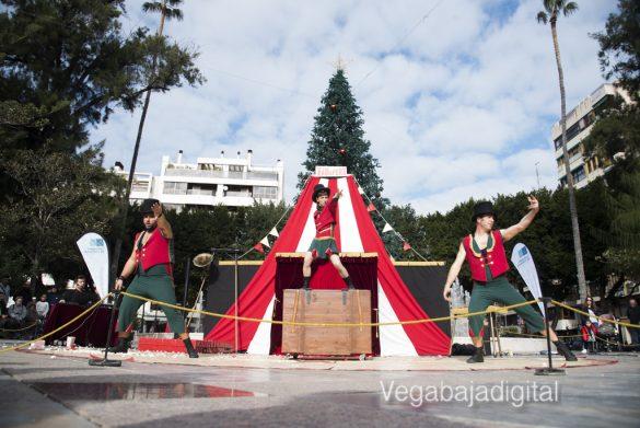 La fiesta del Circo llega a Orihuela 24