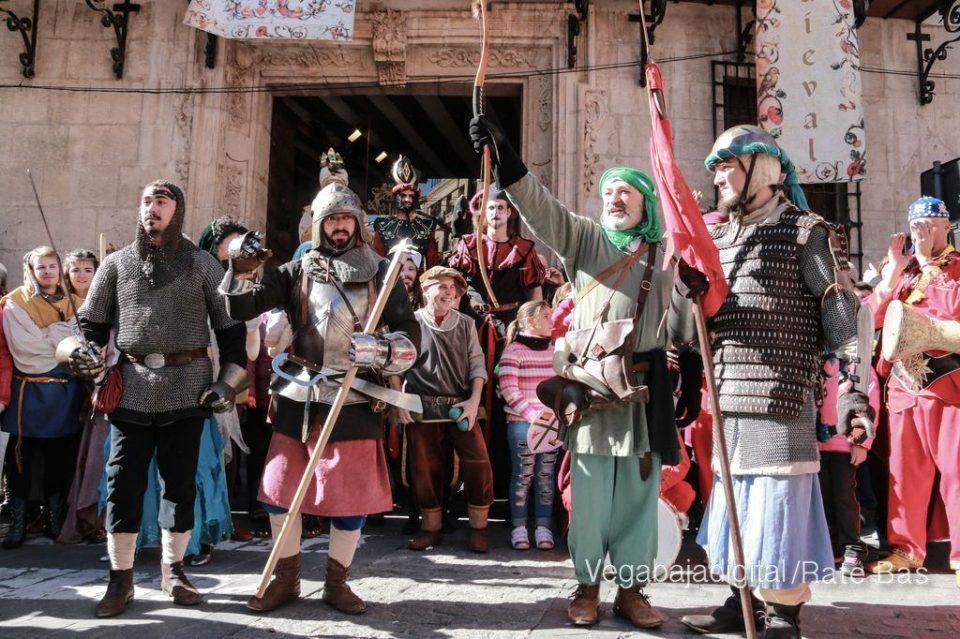 Emergencias pone en marcha un dispositivo de actuación para el Mercado Medieval 6