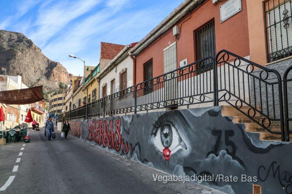 El tiempo obliga a aplazar los Murales de San Isidro al mes de mayo 6