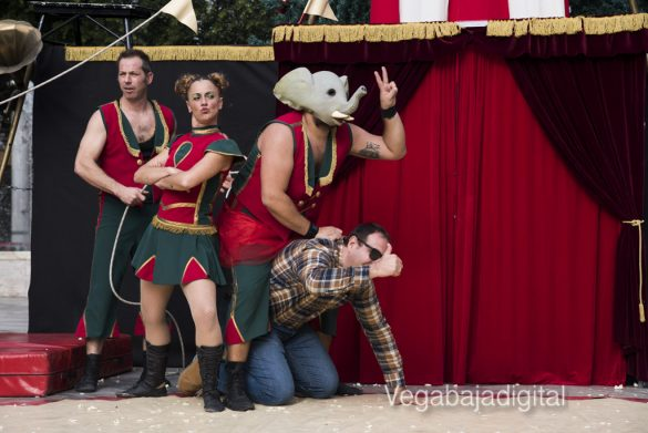 La fiesta del Circo llega a Orihuela 22