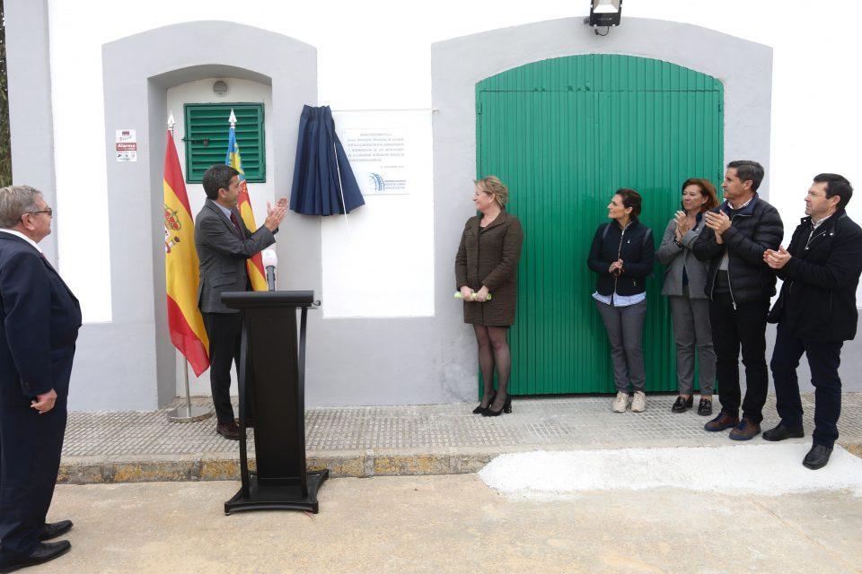 Diputación acomete las obras de modernización en la Comunidad de Riegos de Levante 6