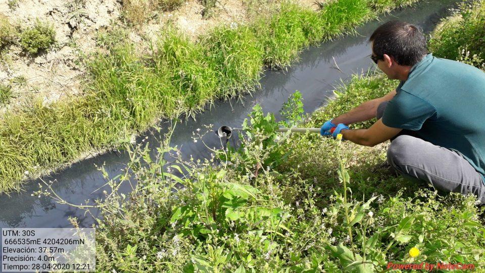 La CHS investiga un nuevo vertido contaminante en las últimas horas 6