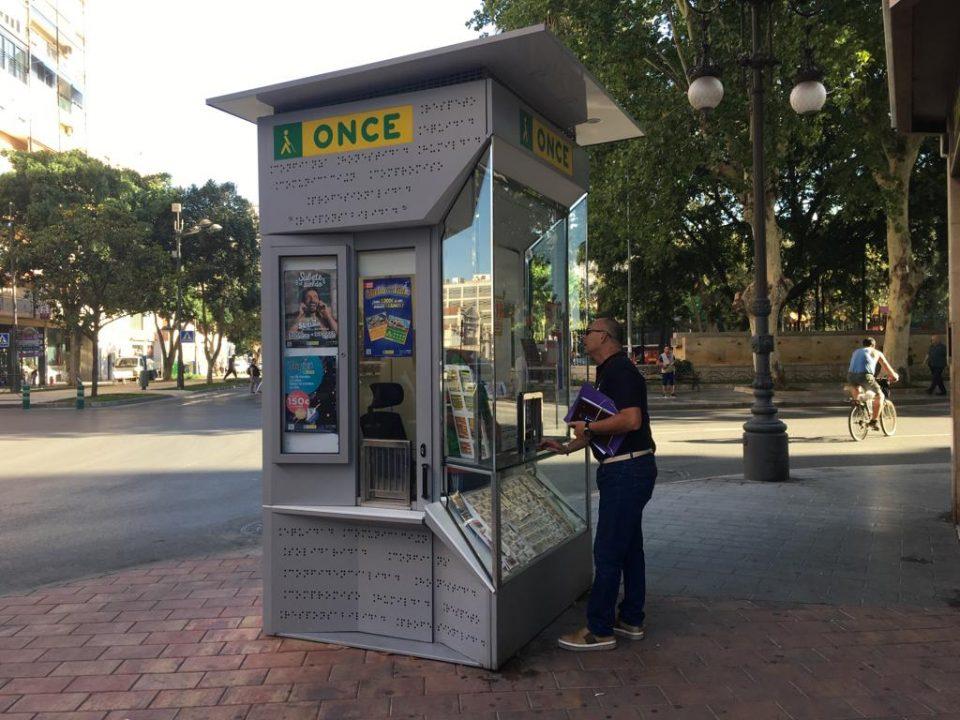 Los vendedores de la ONCE volverán a repartir ilusión a partir del 15 de junio 6