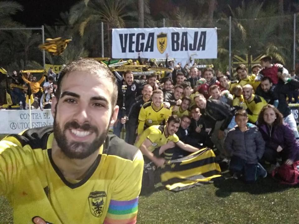 El Orihuela Deportiva alcanza la madurez y es más líder de la Segunda Regional 6