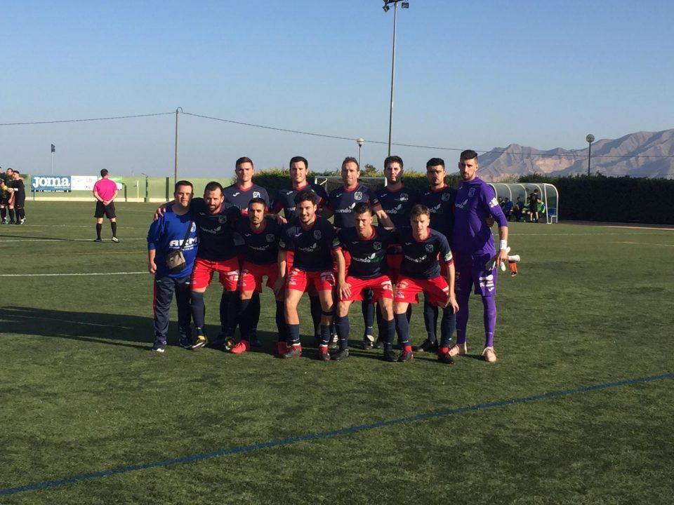 La Murada vuelve a ganar y duerme líder de la Primera Regional 6