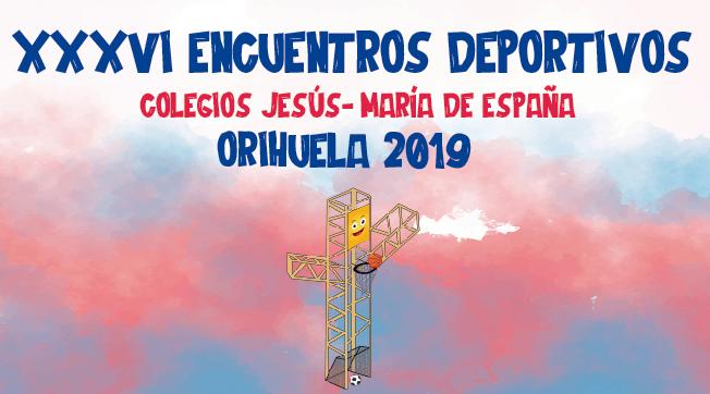 Orihuela acoge el Encuentro Deportivo de los Colegios Jesús-María 6
