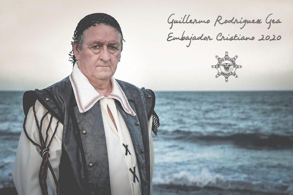 Guillermo Rodríguez Gea será el Embajador Cristiano 2020 6