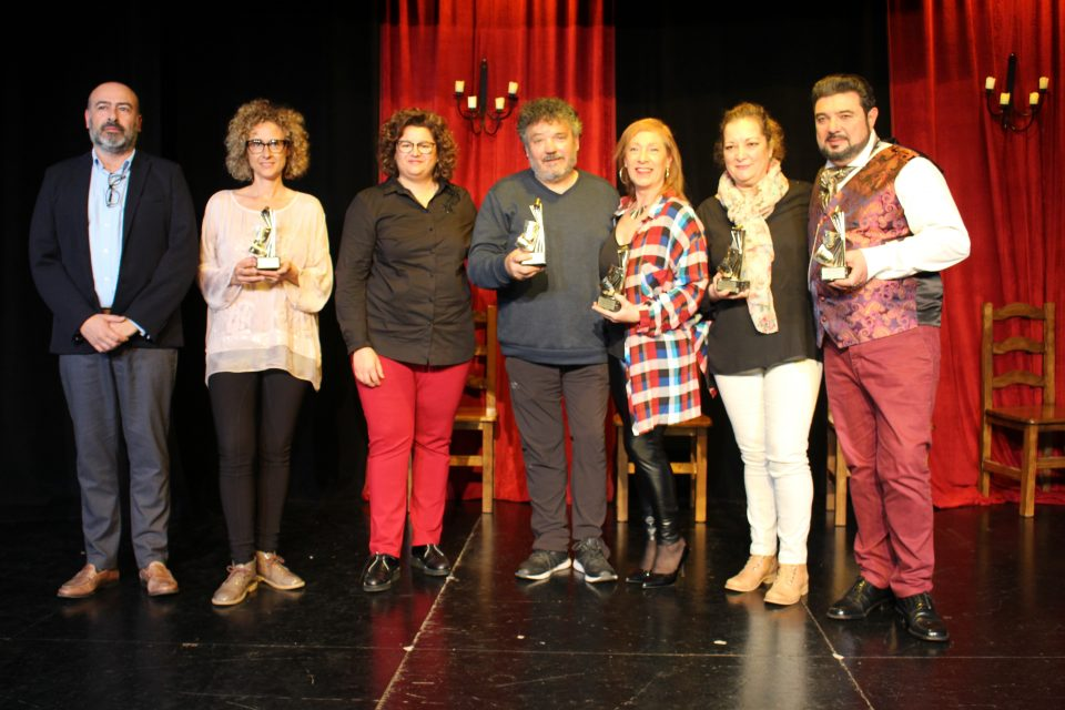 Pilar de la Horadada clausura su 5ª Muestra de Teatro 6