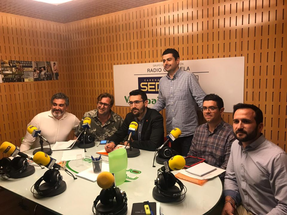 El PSOE busca seguir en el Gobierno de Callosa de Segura 6