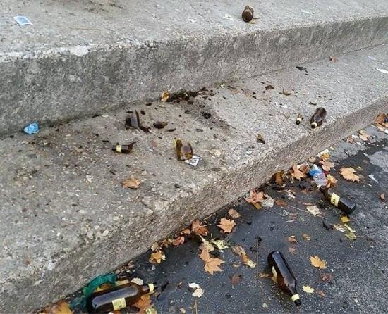 La Policía Local de Guardamar incautó casi 300 botellas de alcohol durante las fiestas 6