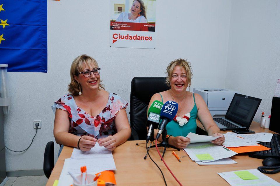 Cs Torrevieja y San Miguel de Salinas solicitan necesidades de ambos municipios 6