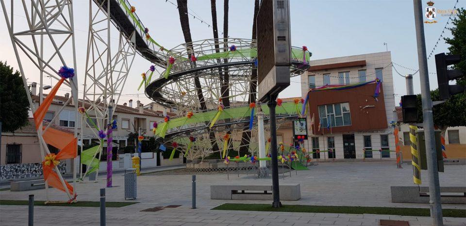 Daya Vieja celebra el sábado el primer chupinazo 6