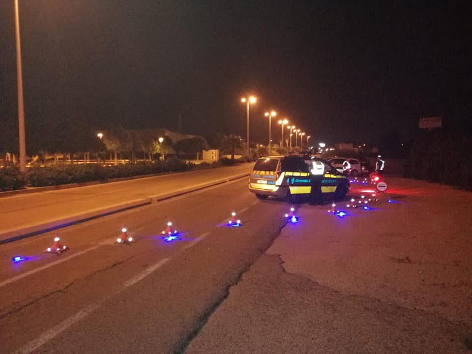 Seis sancionados por conducir bajo los efectos del alcohol o las drogas 6