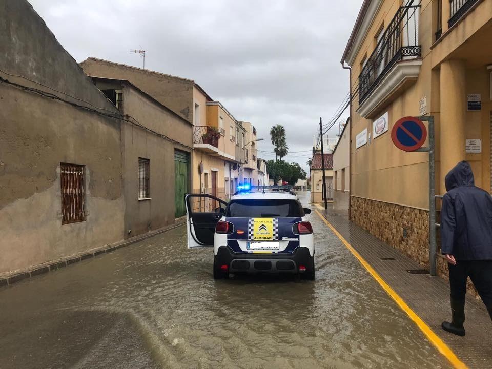 El Ayuntamiento de Almoradí advierte de fraudes aprovechándose de la gota fría 6