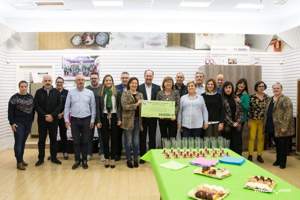 La AECC de Orihuela impulsa la investigación médica contra el cáncer gracias a la solidaridad 6