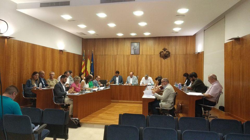 Aprobadas todas las Mociones presentadas en el primer Pleno de la legislatura 6