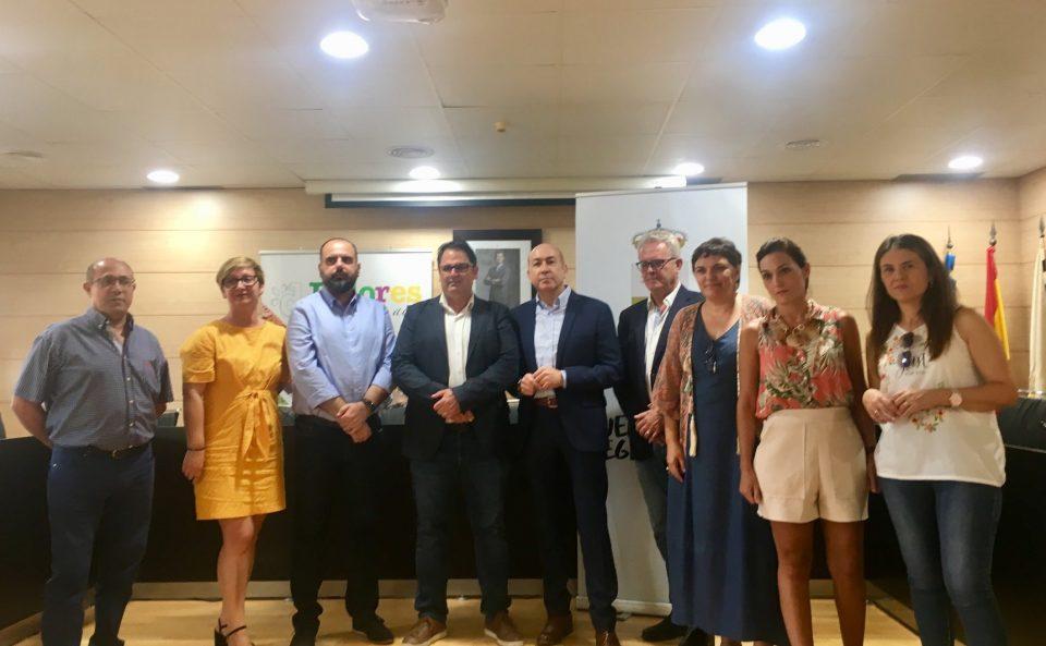 Diputados y senadores del PSOE se reúnen con alcaldes de la Vega Baja 6