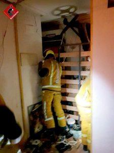 Los Bomberos de Torrevieja sospechan que la explosión de gas haya podido ser provocada 7