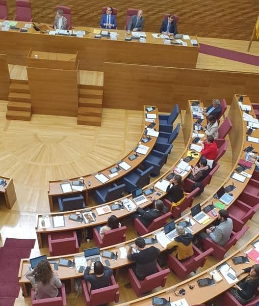 Las Cortes aprueban que el Consell presente alegaciones sobre el Tajo-Segura 6
