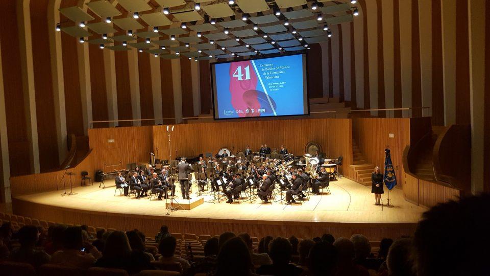 La música de la Vega Baja triunfa en el 41 Certamen de Bandas de la Comunidad Valenciana 6