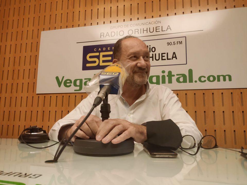Bascuñana exige al Ministerio que se comprometa con la parada del AVE en Orihuela 6