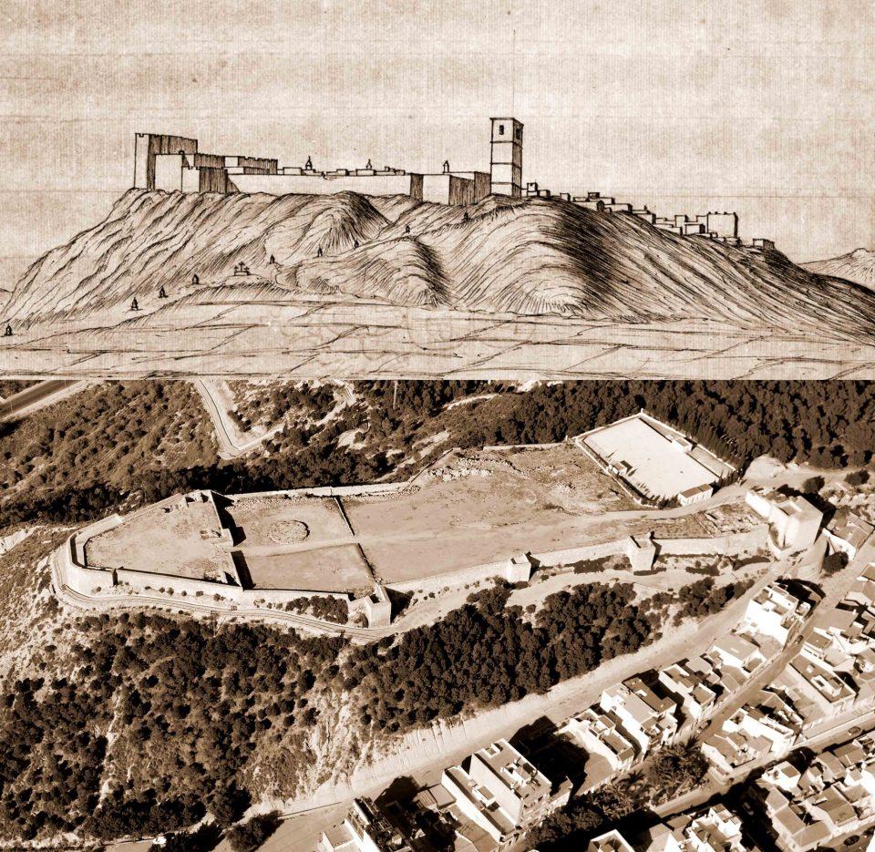 Multa de 6.000 euros por coger objetos del Castillo de Guardamar del Segura 6