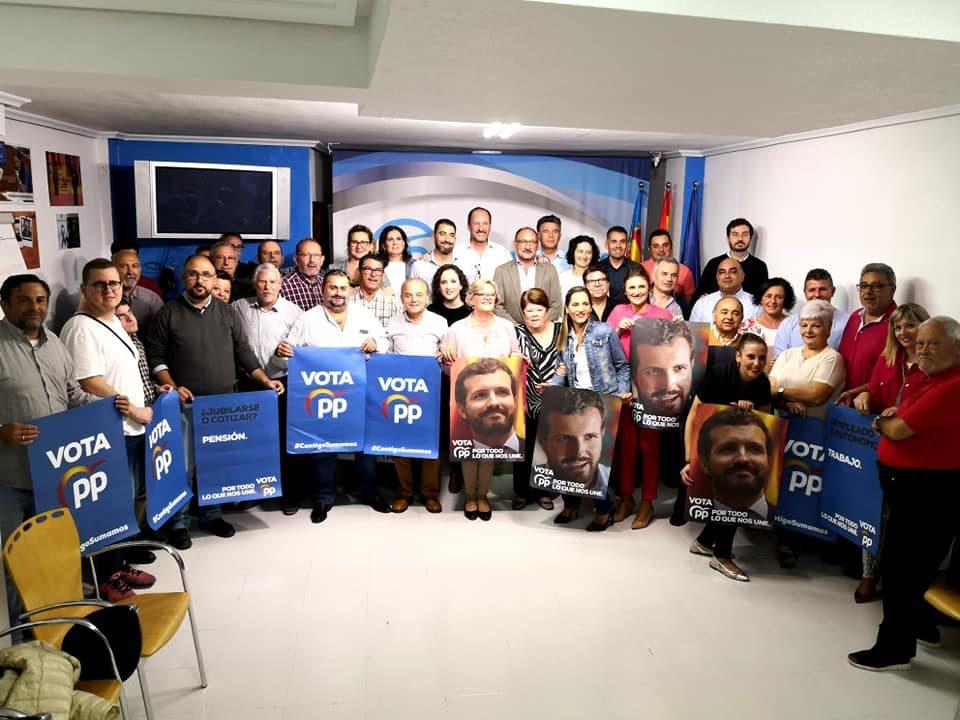 """El PP gana en Orihuela pero Vox le """"pisa los talones"""" 6"""