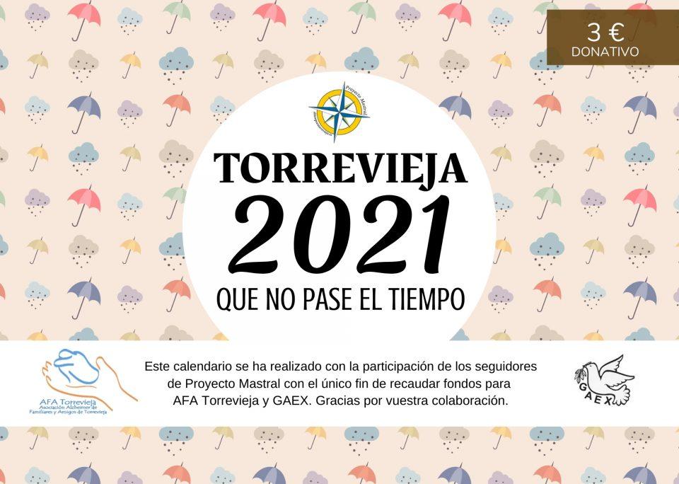 Proyecto Mastral presenta una nueva edición de su calendario solidario 6