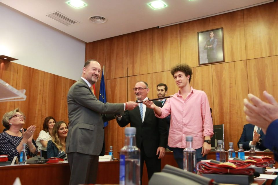 Emilio Bascuñana repite como Alcalde de Orihuela 6