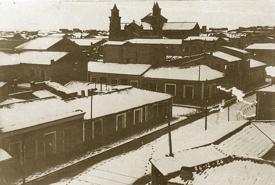 Se cumplen 93 años de la gran nevada en Torrevieja 6