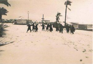 Se cumplen 93 años de la gran nevada en Torrevieja 7