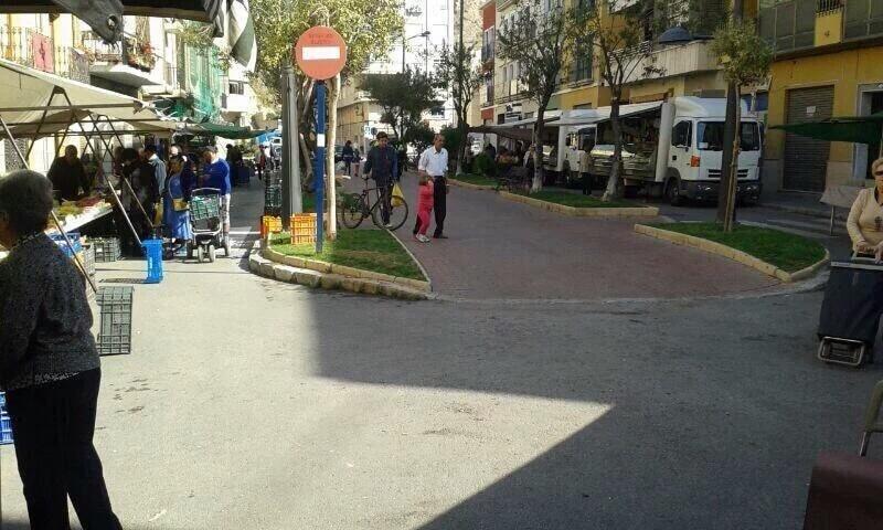 Suspendidos los mercadillos de los martes en Orihuela 6