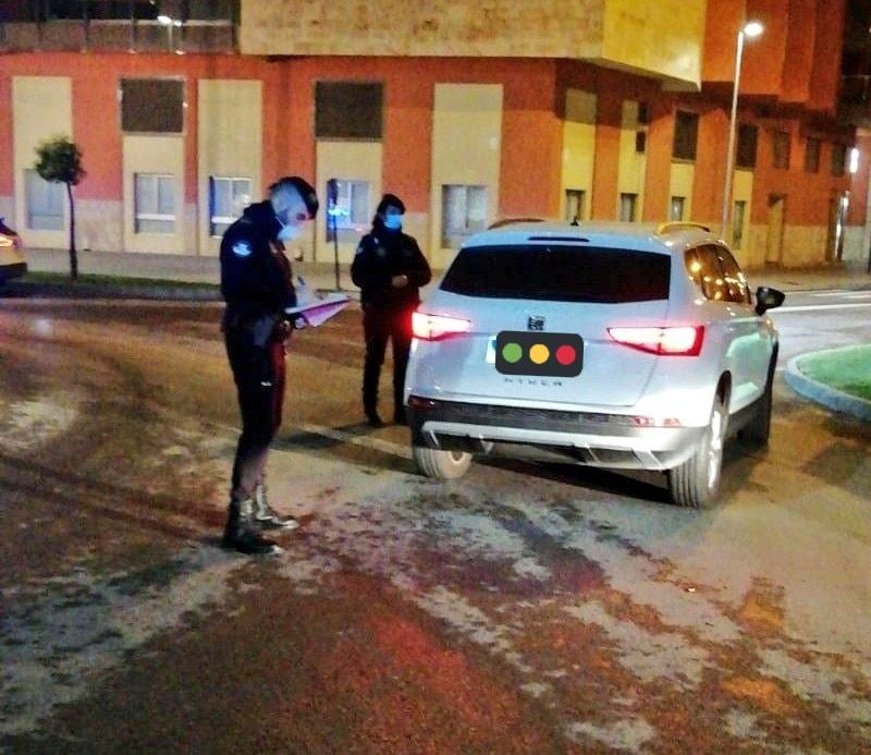 Más de un centenar de multas en Torrevieja y Orihuela por saltarse el Estado de Alarma 6