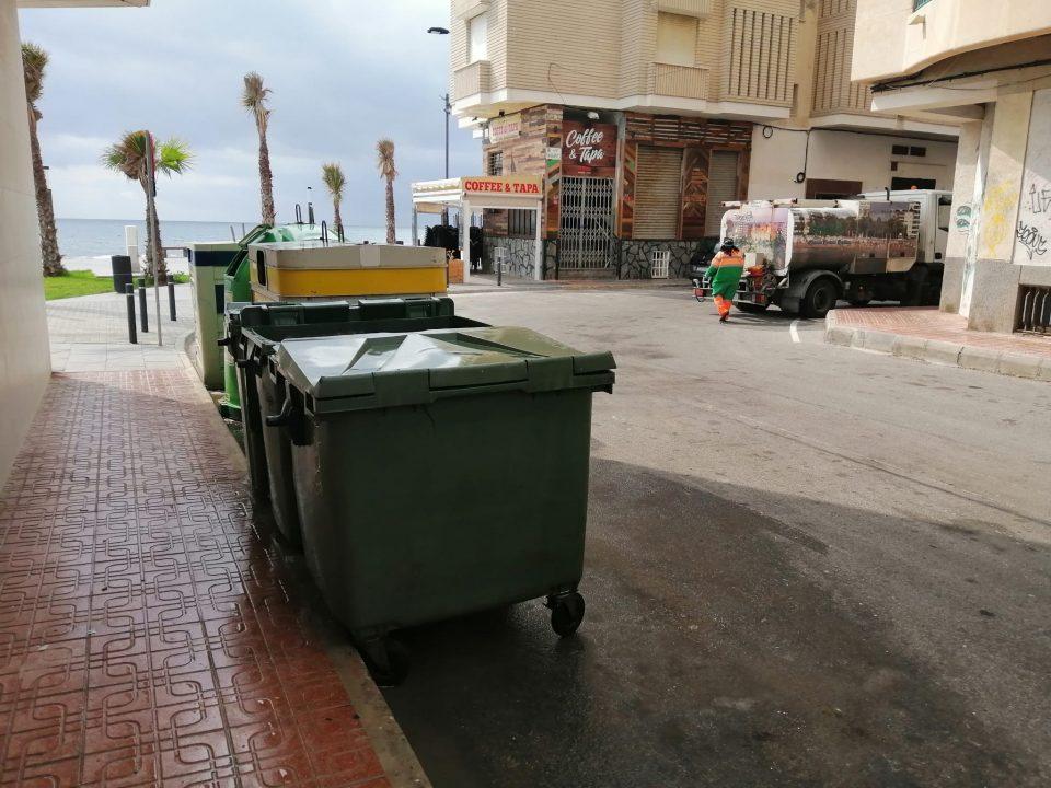 Sale a licitación el contrato del servicio de basuras en Torrevieja 6