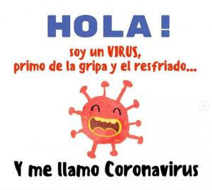 Un cuento que explica a los niños qué es el coronavirus y cómo evitarlo 7