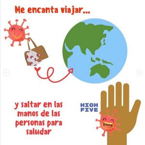 Un cuento que explica a los niños qué es el coronavirus y cómo evitarlo 8