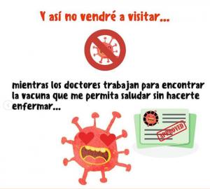 Un cuento que explica a los niños qué es el coronavirus y cómo evitarlo 16