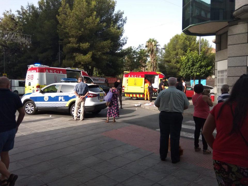 Dos heridos por arma blanca durante una pelea en Orihuela 6