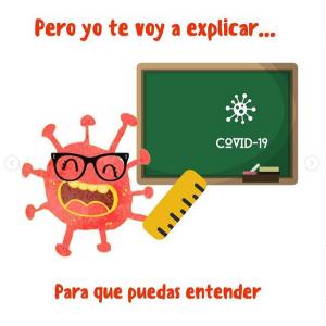 Un cuento que explica a los niños qué es el coronavirus y cómo evitarlo 11