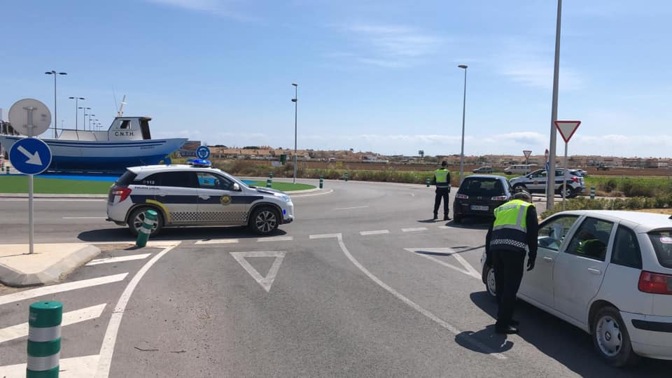 Guardamar del Segura y Pilar de la Horadada acumulan más de 70 sanciones 6