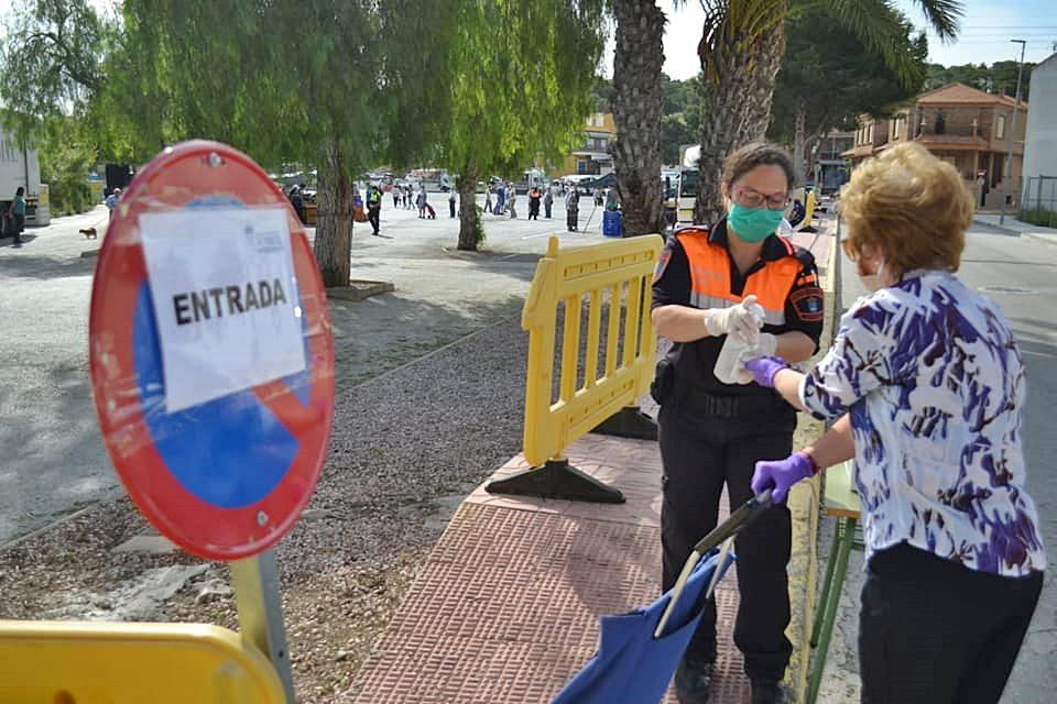 Sanidad detecta en Rojales un brote de coronavirus en un entorno laboral 6