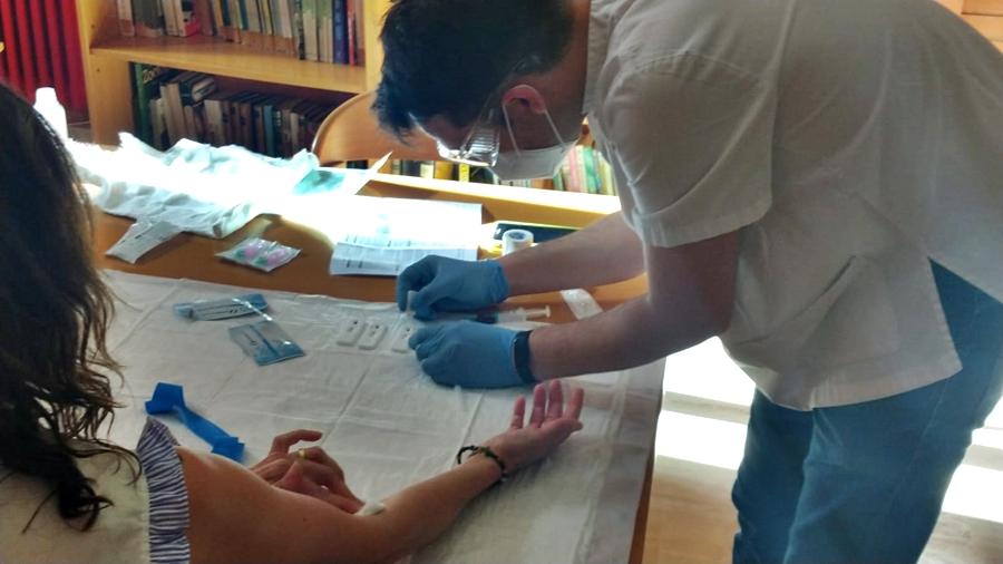 La Generalitat prohíbe a Torrevieja realizar las pruebas serológicas a los profesores 6